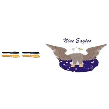 Nine Eagles vrtule (4ks)