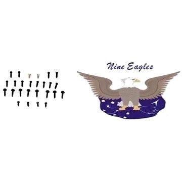 Nine Eagles šrouby