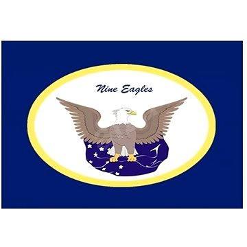 Nine Eagles motor pravotočivý