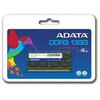 ADATA SO-DIMM 4GB DDR3 1333MHz CL9