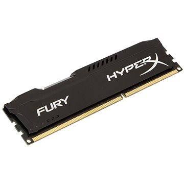 Kingston 4GB DDR3 1333MHz CL9 HyperX Fury Black Series Single Rank