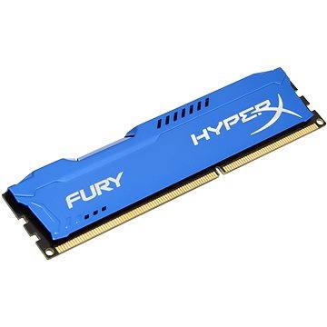 Kingston 8GB DDR3 1866MHz CL10 HyperX Fury Blue Series