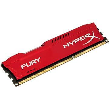 Kingston 8GB DDR3 1866MHz CL10 HyperX Fury Red Series