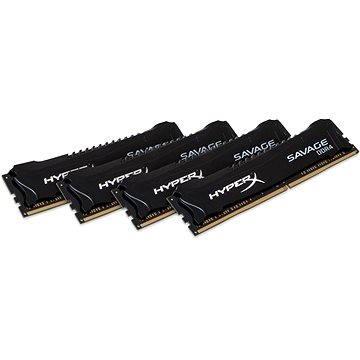 Kingston 32GB KIT DDR4 2133MHz CL13 HyperX Savage Black