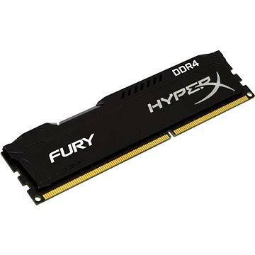 Kingston 16GB DDR4 2400MHz CL15 HyperX Fury Black Series