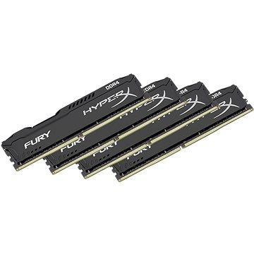 Kingston 32GB KIT DDR4 2666MHz CL15 HyperX Fury Black Series