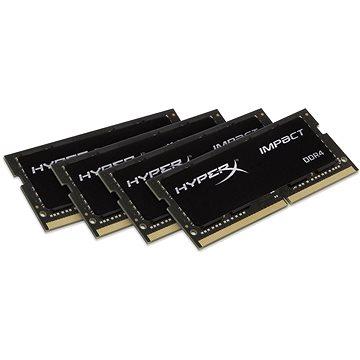 Kingston SO-DIMM 64GB KIT DDR4 2400MHz CL15 HyperX Fury Impact Series