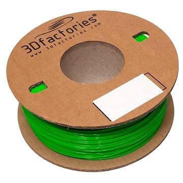 3D Factories PLA PrintPlus Zelená 1.75mm 5m