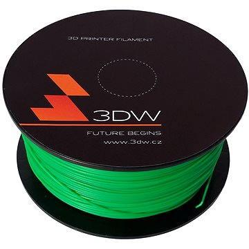3D World ABS 2.9mm 1kg zelená