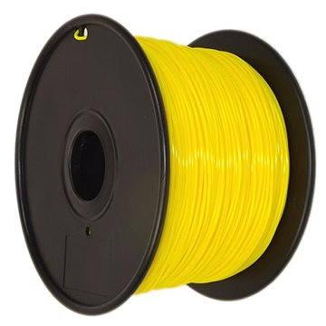 Gembird Filament PLA zlato-žlutá