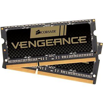 Corsair SO-DIMM 16GB KIT DDR3 1600MHz CL10 Vengeance