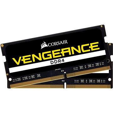 Corsair SO-DIMM 8GB KIT DDR4 2400MHz CL16 Vengeance černá