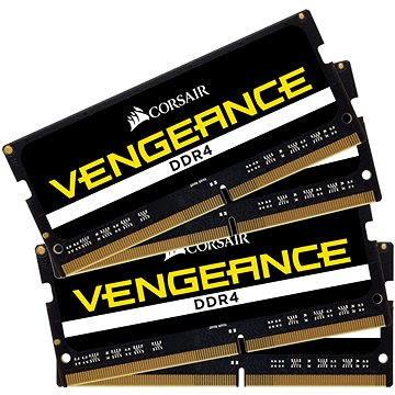 Corsair SO-DIMM 64GB KIT DDR4 2400MHz CL16 Vengeance černá
