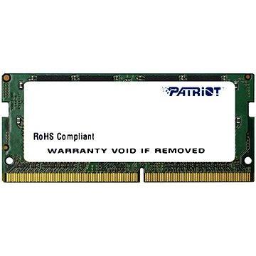 Patriot SO-DIMM 8GB DDR4 2133MHz CL15
