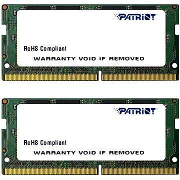 Patriot SO-DIMM 8GB KIT DDR4 2133MHz CL15
