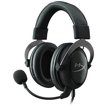 HyperX Cloud II Headset Gunmetal Grey