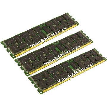 Kingston 48GB KIT DDR3 1333MHz ECC Registered Quad Rank x8 Low Voltage Single Rank