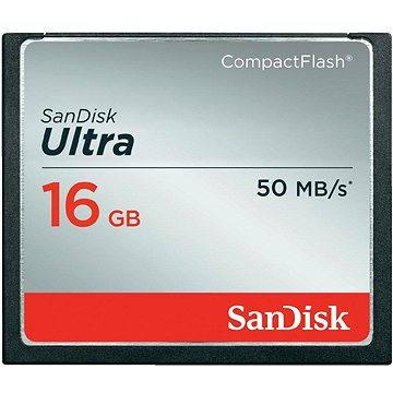 SanDisk Compact Flash 16GB Ultra