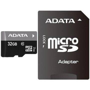 ADATA Premier Micro SDHC 32GB UHS-I + SDHC adaptér
