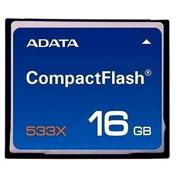 ADATA Compact Flash Industrial MLC 16GB, bulk