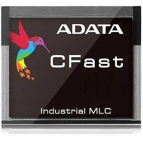 ADATA Compact Flash CFast Industrial MLC 8GB, bulk