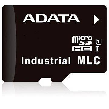 ADATA Micro SDHC Industrial MLC 16GB, bulk