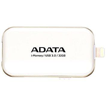 ADATA UE710 32GB bílá