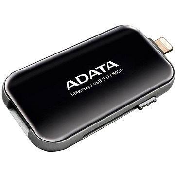 ADATA UE710 64GB černá