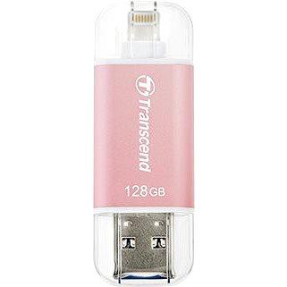 Transcend JetDrive Go 300 128GB Rose Gold