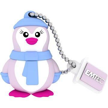 EMTEC Animals Miss Penguin 8GB
