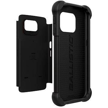 Ballistic Tough Jacket Samsung Galaxy S6 černé