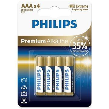 Philips LR03M4B 4 ks v balení
