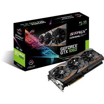 ASUS STRIX GAMING GTX1060 O6GB