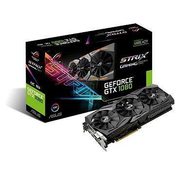 ASUS ROG STRIX GAMING GeForce GTX 1080 Advanced Edition DirectCU III 8GB