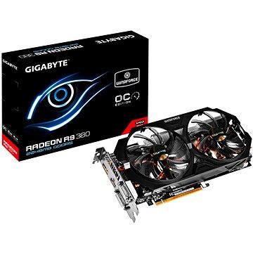 GIGABYTE R9 380 WINDFORCE OC 2GB