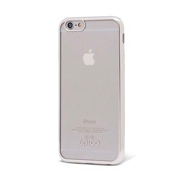 Epico Bright pro iPhone 6 a iPhone 6S stříbrný