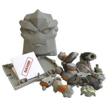 Gormiti 3D skládací figurka