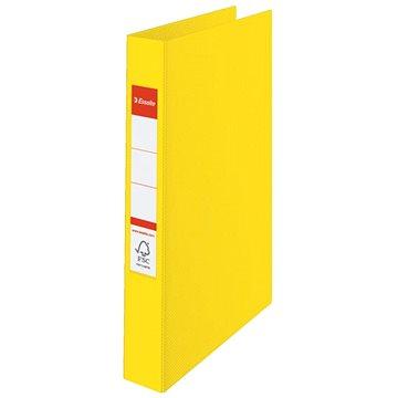 ESSELTE Vivida A4 celoplastový, žlutý