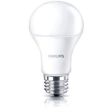 Philips LED 9,5-60W, E27, 2700K, Mléčná, stmívatelná