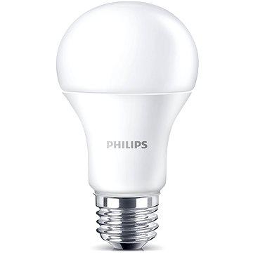 Philips LED 9.5-60W, E27, 3000K, Mléčná 1ks