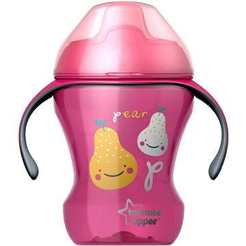 Netekoucí hrnek Explora Easy Drink 230 ml pro holčičku