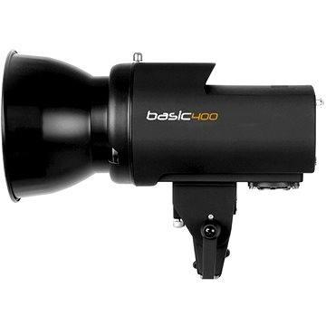 Terronic Basic - 400, 400 Ws/150 W studiový blesk