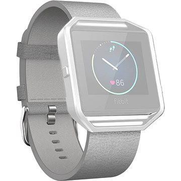Fitbit Blaze Leather Mist Grey Small