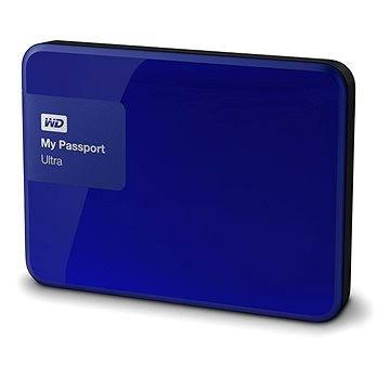 "WD 2.5"" My Passport Ultra 3TB Noble Blue, modrý"