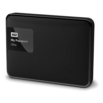 "WD 2.5"" My Passport Ultra 4TB černý"