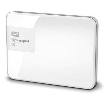 """WD 2.5"""" My Passport Ultra 4TB bílý"""