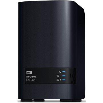 WD My Cloud EX2 Ultra 8TB (2x 4TB)
