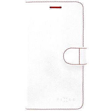 FIXED FIT pro Motorola G4 Play bílé