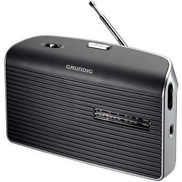 GRUNDIG Music 60 šedá