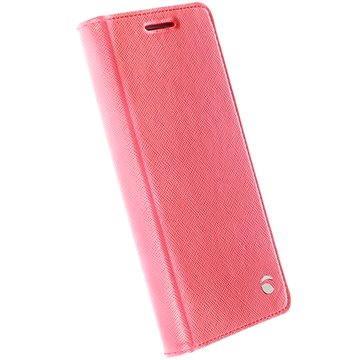 Krusell MALMÖ FolioCase pro Samsung Galaxy S7 růžové